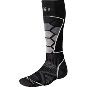 Smartwool M's PhD Ski Medium Black/Gray (017)